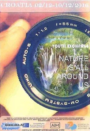 "Likaplus.hr : Izložba ""NATURE IS ALL AROUND US"" u Lovincu"