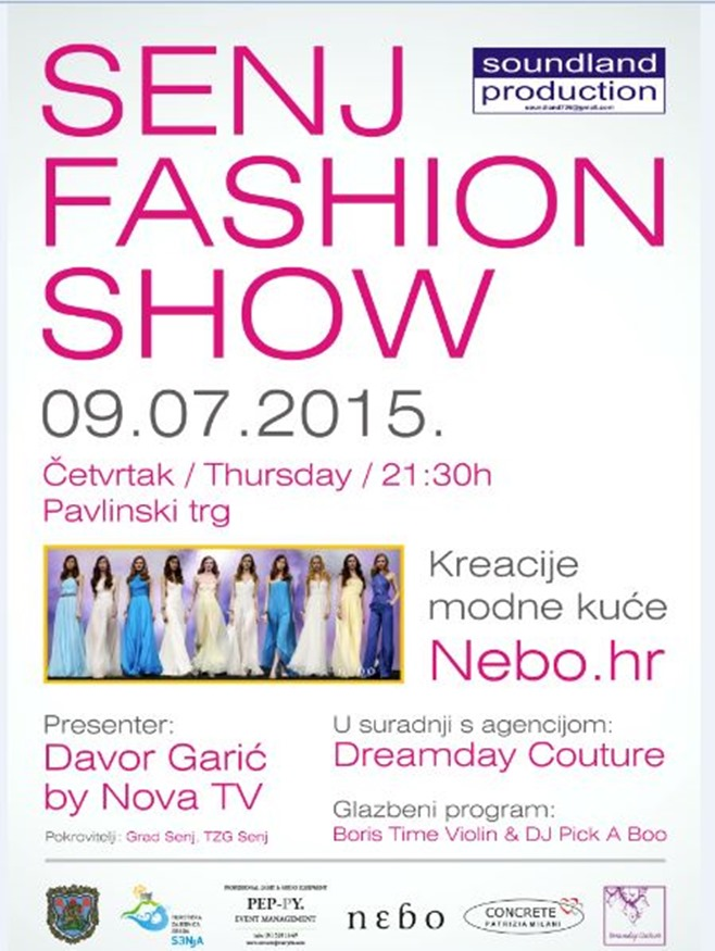 Senj : Senj Fashion Show