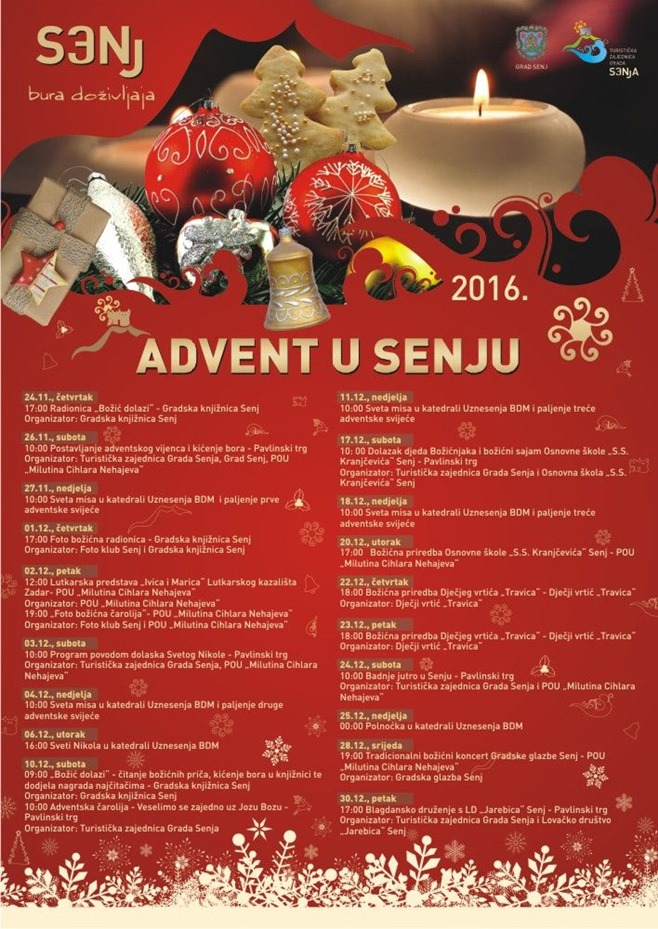 Senj : ADVENT U SENJU